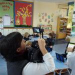 Iale International School en Valencia cuenta con tablets en todos los cursos