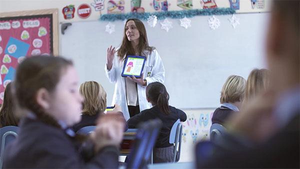 """""""Las TIC han permitido que el proceso de aprendizaje se centre todavía más en el alumno"""""""