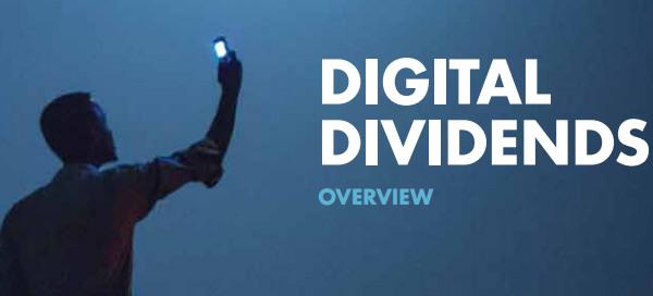 """7 claves del informe """"Dividendos digitales"""" del Banco Mundial"""