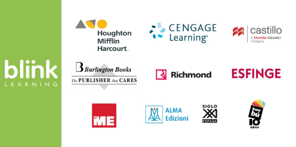 Blinklearning expands its digital multi-publisher catalog with the addition of 10 new publishers