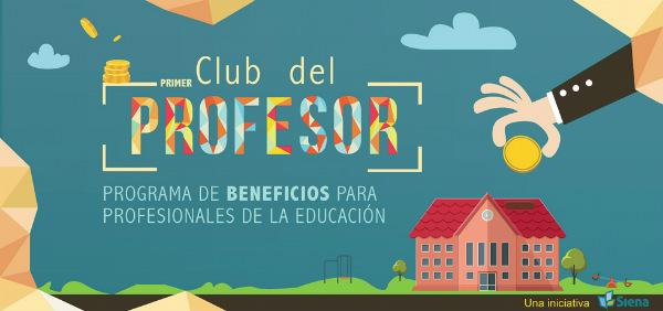 Club del Profesor y Aula Siena, descuentos y formación para educadores