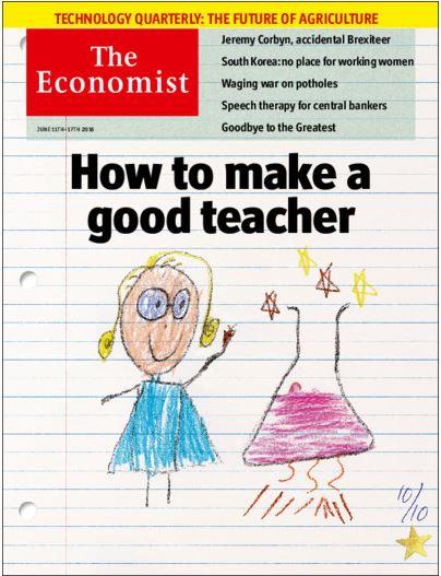 ¿Un buen profesor nace o se hace?