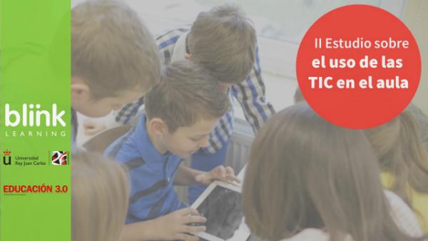 Participa en la 2ª Edición del Estudio del uso de las TIC en el aula