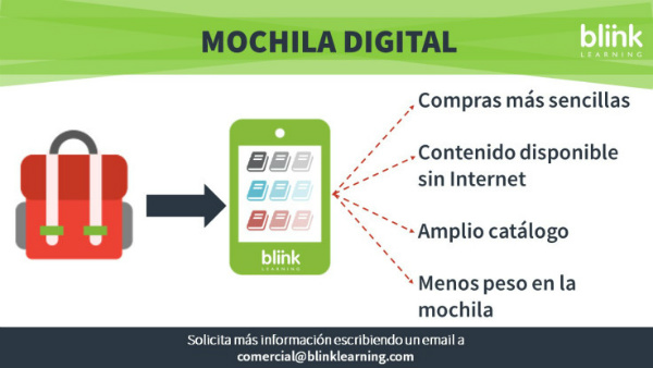 mochila digital beneficios