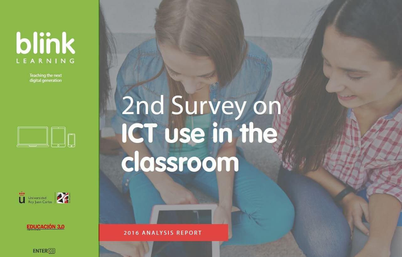 Takeaways from the 2nd Survey on ICT use in the classroom