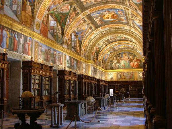 Las 10 mejores bibliotecas para visitar en España
