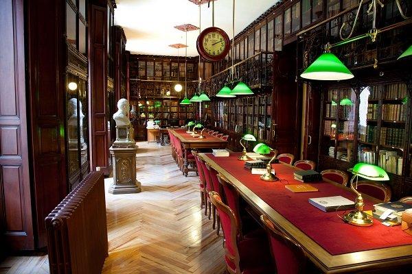 Biblioteca de la Real Academia Nacional de Medicina
