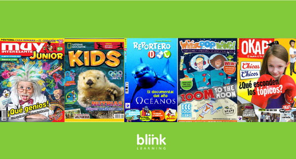 Revistas infantiles para los más curiosos de la casa