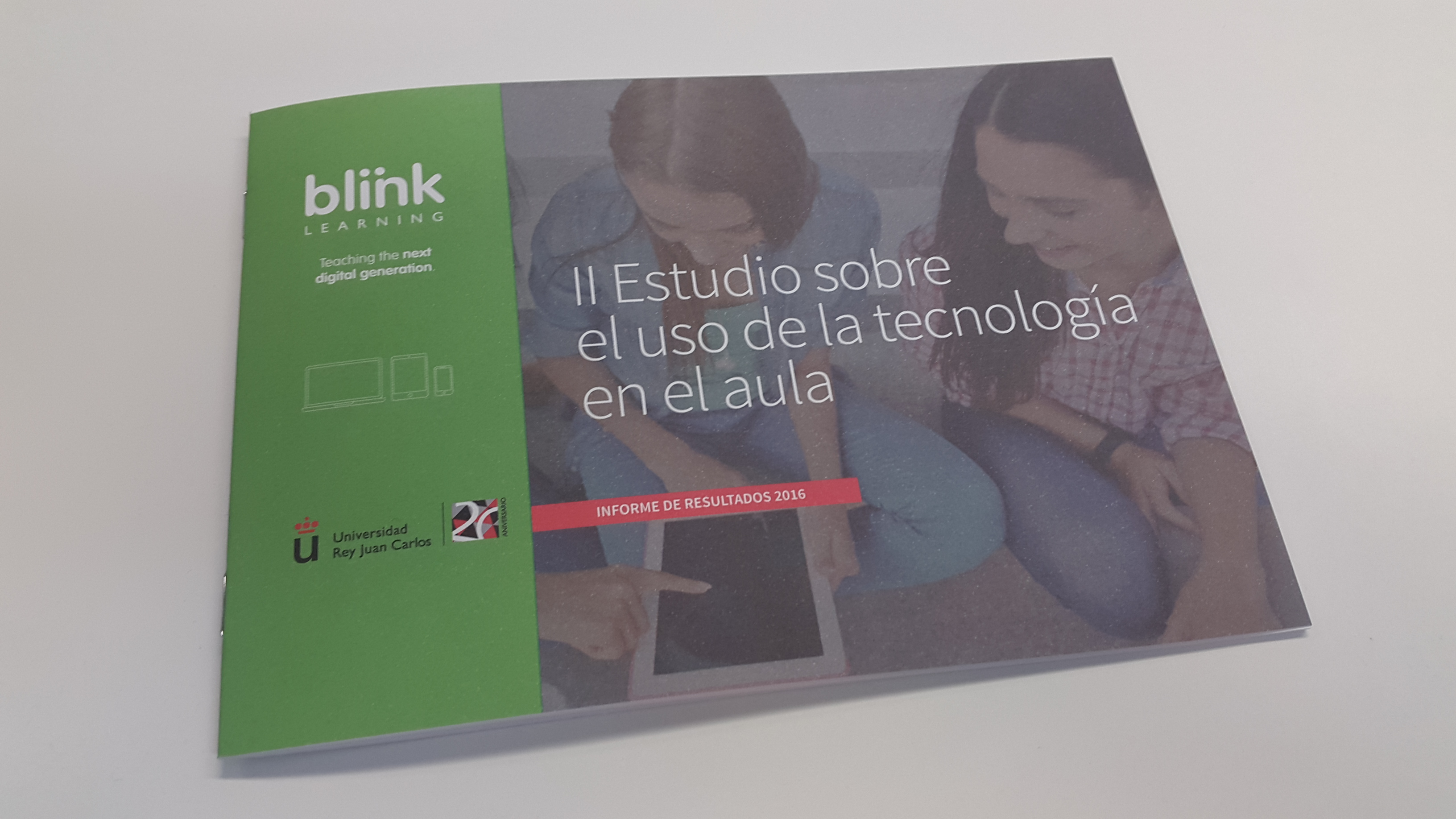 SIMO 2016: Recoge gratis tu ejemplar del II Estudio sobre el uso de la tecnología en el aula