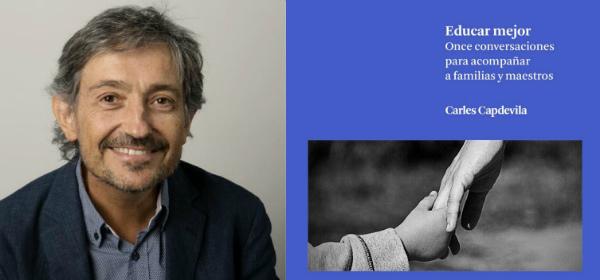 Concurso cerrado: Entrevistamos a Carles Capdevila sobre su último libro (¡Ojo que hay sorteo!)