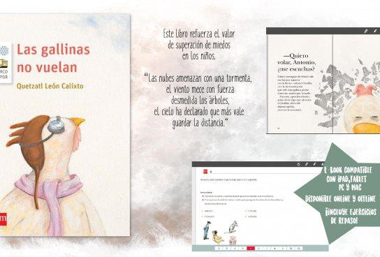 El libro que está ayudando a miles de niños a vencer sus temores