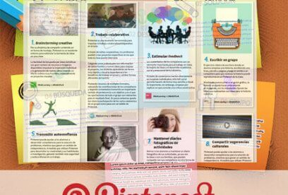 Cómo utilizar Pinterest para impulsar el trabajo en el aula