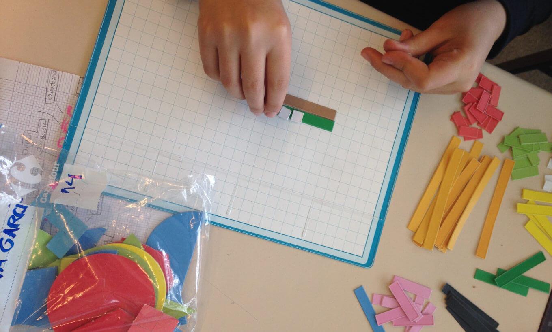 Aprendizaje por rincones – Gamificación para superar el miedo a las matemáticas