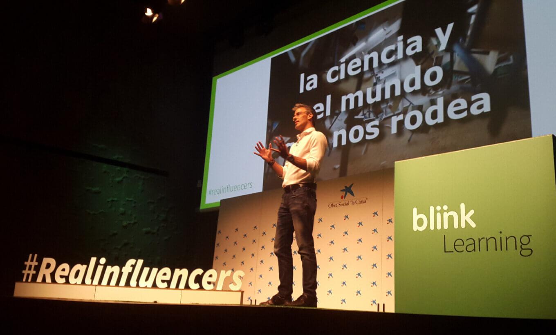 ¡Revive el encuentro '#Realinfluencers: enseñar en la era del #Hashtag'!