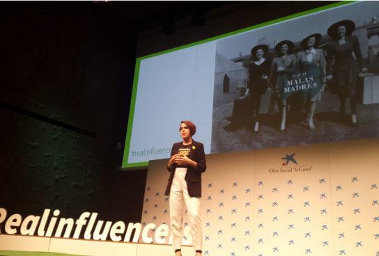 Laura Baena – #Realinfluencers: no a la hiperpaternidad