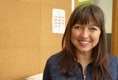 Isabel Ortega: la educación se hace viral con la #eduhora