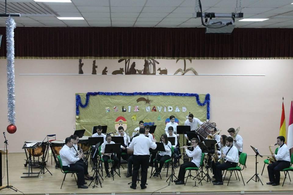 Banda de música del IES Orden de Santiago