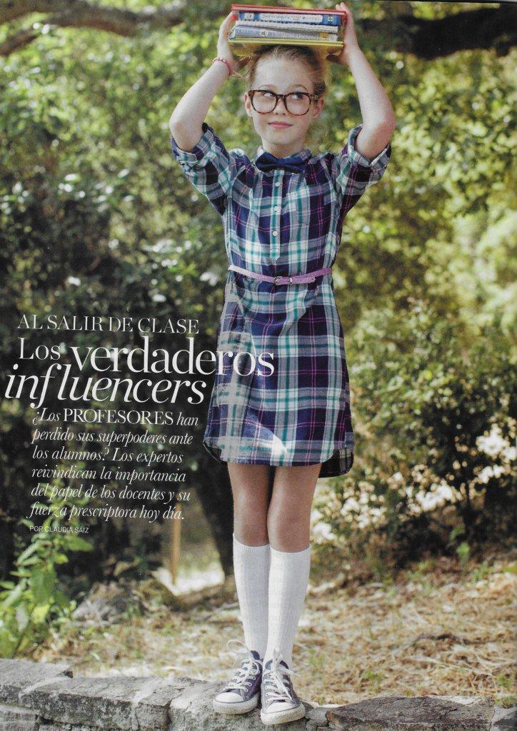 Elle Kids recoge la campaña #Realinfluencers