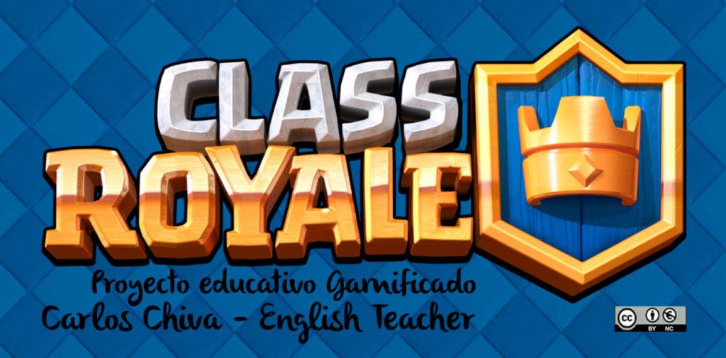 Ludificación educativa con Class Royale