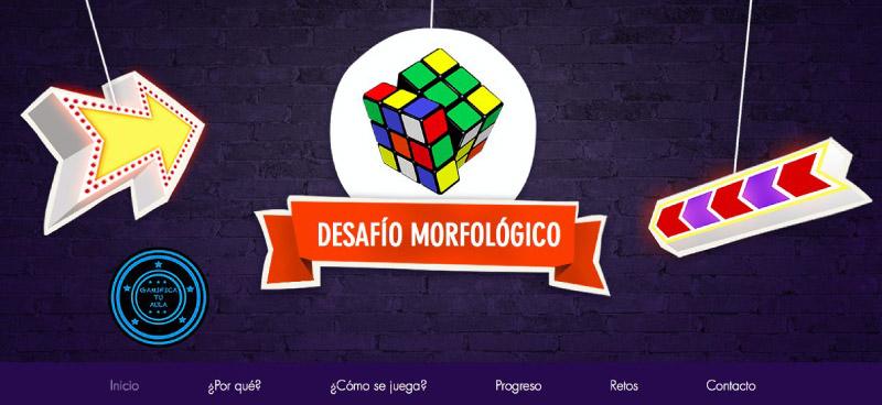 Desafío Morgológico, proyecto de gamificación educativa