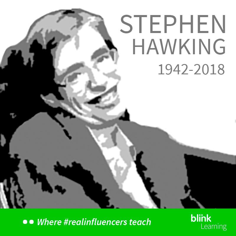 Stephen Hawking dedicó su vida a divulgar la física