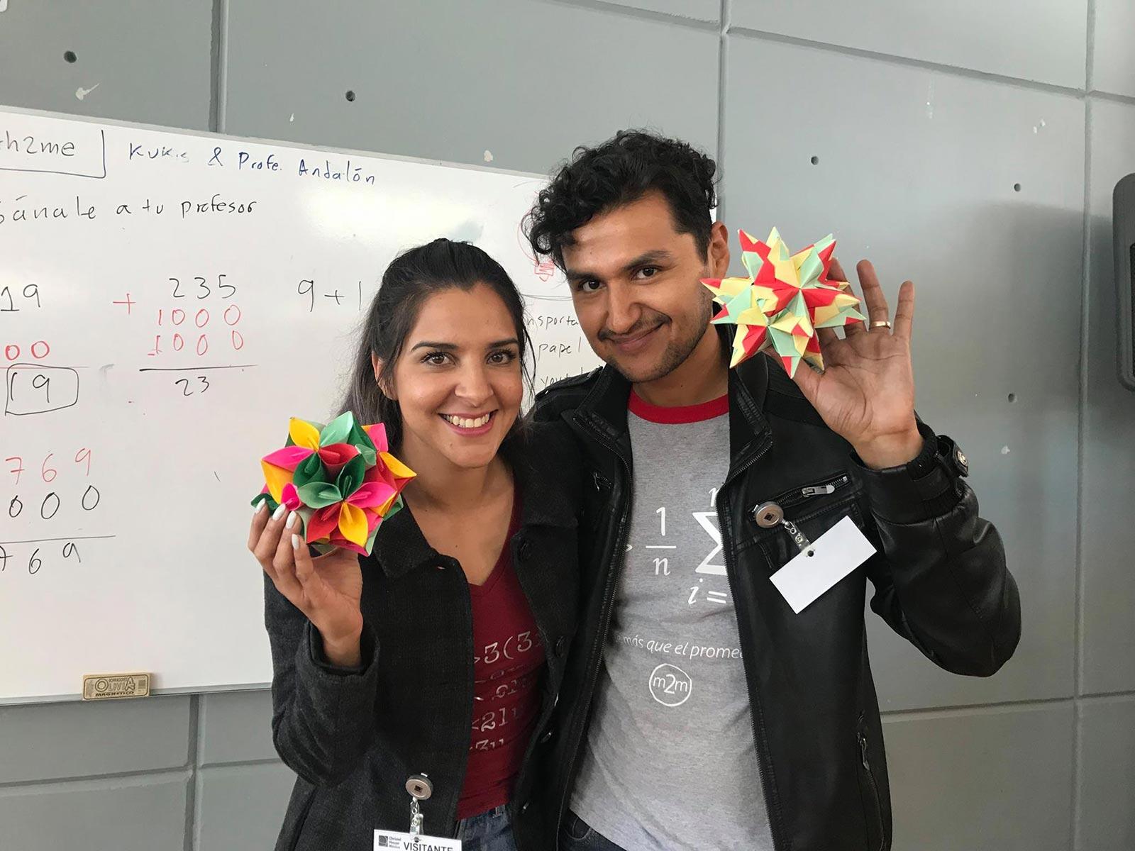 Math2me, el aula digital que reúne más de 1 millón de estudiantes para aprender matemáticas