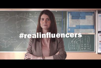 #Realinfuencers aterriza en Colombia: los maestros reclaman su papel como los verdaderos Influencers de la sociedad