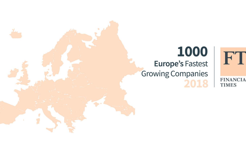 BlinkLearning en la lista de empresas que más rápido crece de Europa, según Financial Times