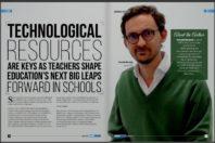 Articulo de Gonzalo Baranda, CEO de BlinkLearning, en Insight Success: Los recursos tecnológicos, elemento clave para ayudar a los maestros que buscan la innovación educativa en sus colegios