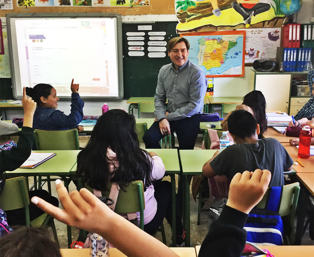 3rd Survey on the use of technology in the classroom – Spain and Latin America