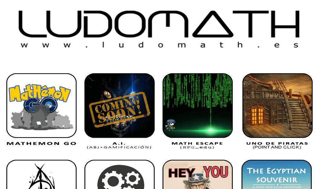 Ludomath: gamificación en estado puro