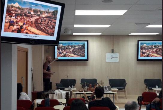 """Antonio César Moreno: """"Nuestras aulas son mini recreaciones de la sociedad"""""""