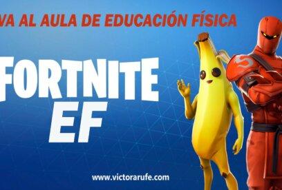 Víctor Arufe y cómo transformar el Fortnite en un proyecto educativo