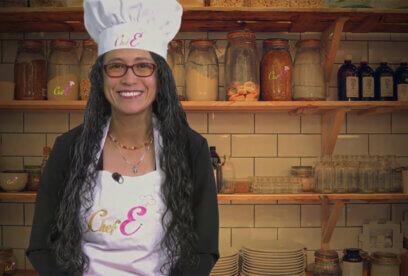 Chef E y sus recetas de educación