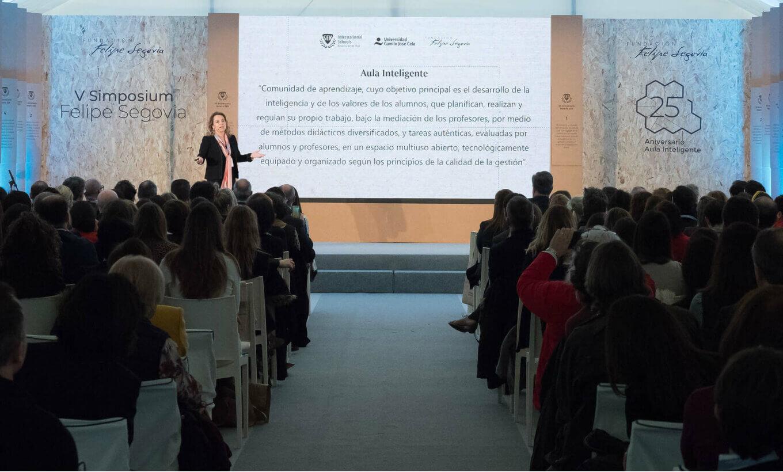 V Simposio Felipe Segovia: repensar el Aula Inteligente
