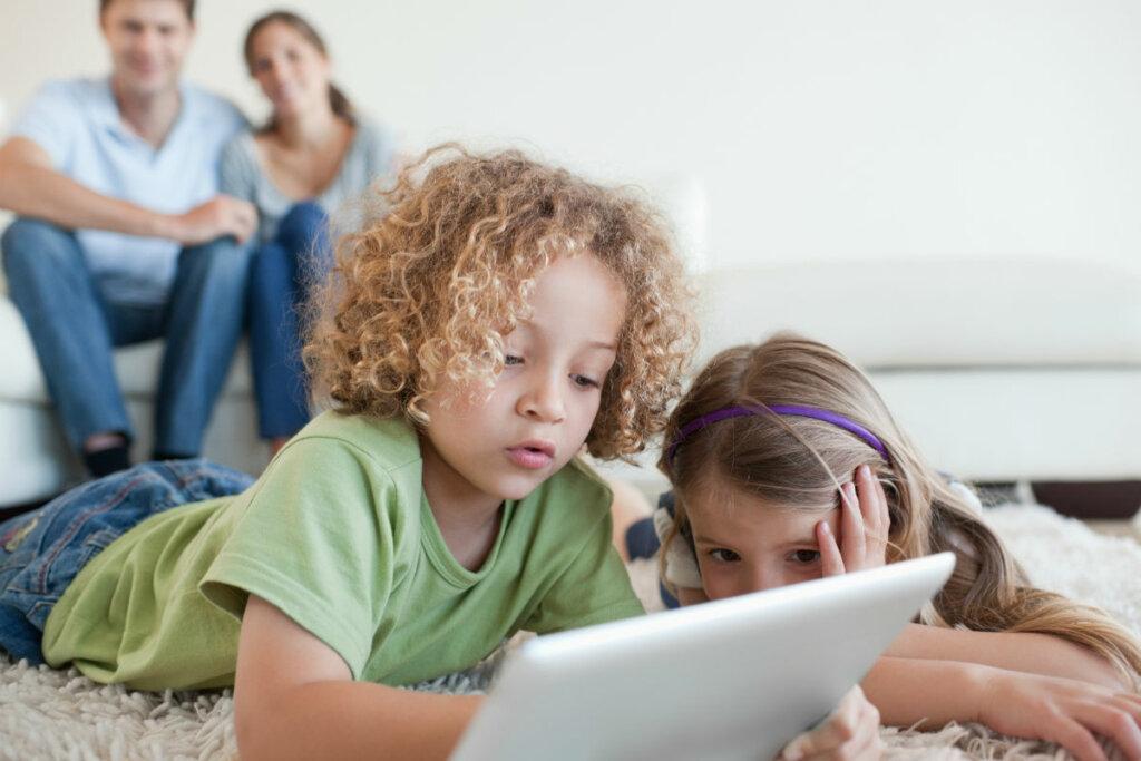Consejos para pasar los días de encierro con niños